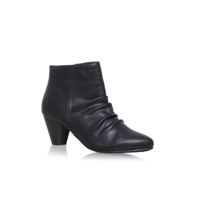 Solea - ankle Black 'Tide' high heel ankle - boots a46057