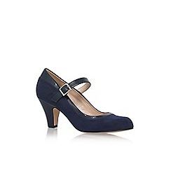 Solea - Blue 'Amelie' high heel sandals