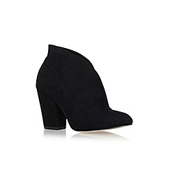 Miss KG - Black 'Tamra' high heel ankle boots