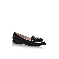 Miss KG - Black 'Nadia2' flat slip on loafers