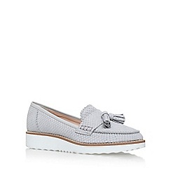 Carvela - Grey 'Limbo' Flat Slip On Loafer