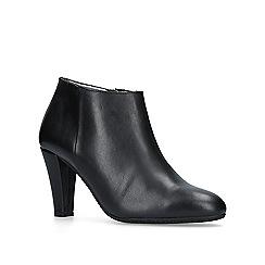 Carvela Comfort - Black 'Ross' high heel ankle boots