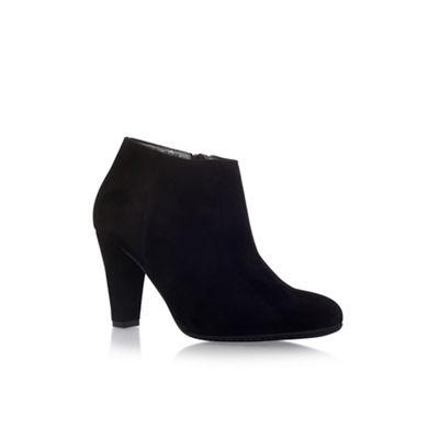 confort - noir carvela ross bottes à à bottes talon 147c5b