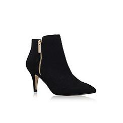 Carvela - Black 'Sphinx' high heel ankle boots