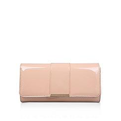 Miss KG - Cream 'Talia' clutch bag
