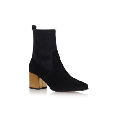 Carvela - Black 'Slick' high heel ankle boots