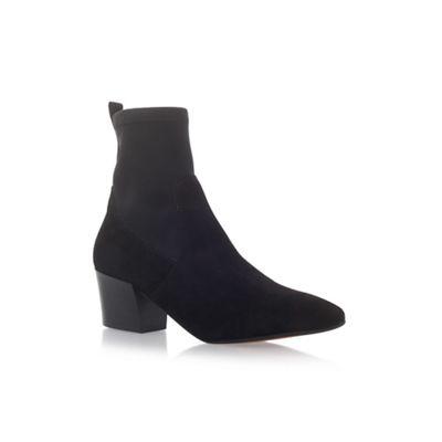 Carvela - Black 'Silk' high heel ankle boots