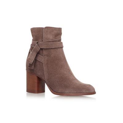 Carvela - Brown 'Sleepy' high heel ankle boots