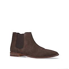 KG Kurt Geiger - Brown 'Harrogate' ankle boots