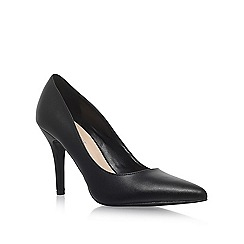 Nine West - Black 'Flagship' high heel court shoes