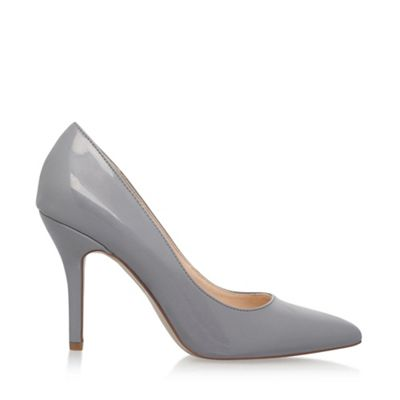 Nine West - Grey 'Flagship' high heel court shoes