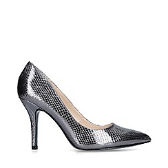 Nine West - Metallic 'Flagship' high heel court shoes