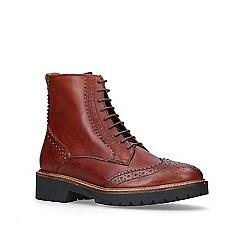 Carvela - Snail flat lace up boots