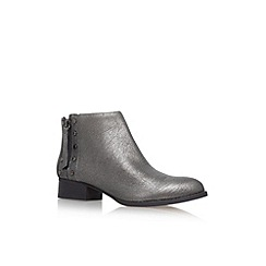 Vince Camuto - Metal 'Catile' low heel ankle boots