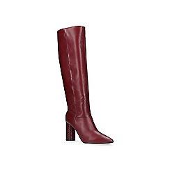 KG Kurt Geiger - 'Trance' high heel knee high boots