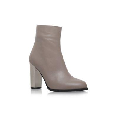 Carvela - Grey 'Salvador' high heel ankle boots