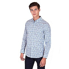 Steel & Jelly - White floral print shirt