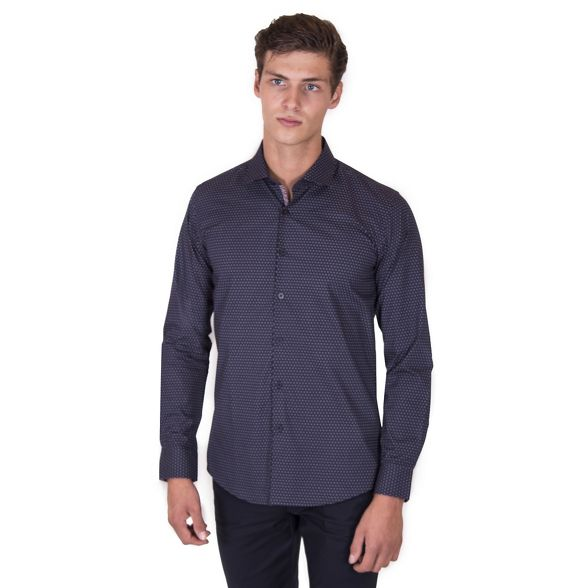 amp; edition navy shirt limited print geo tall and Steel Jelly Big circle 0SxdXqTw