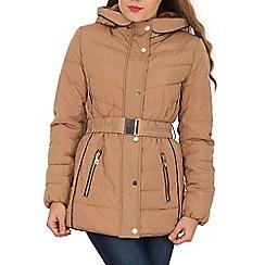 David Barry - Brown jacket