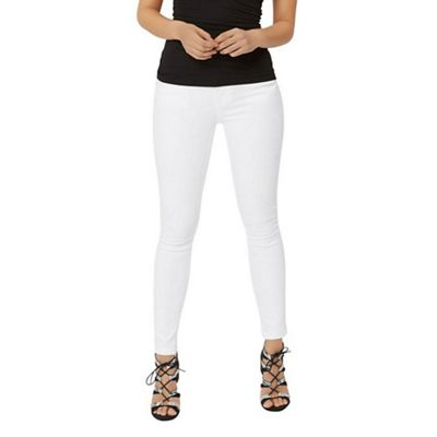 Jane Norman White skinny jean | Debenhams