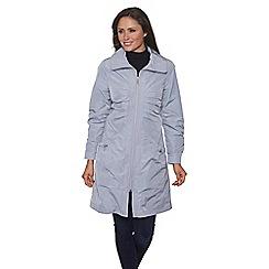 David Barry - Silver jacket