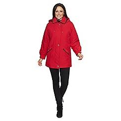 David Barry - Red ladies jacket