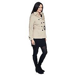 David Barry - Natural trench ladies jacket