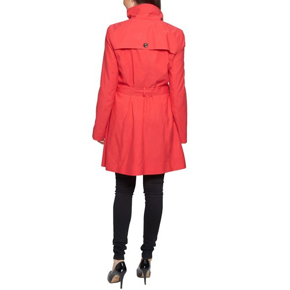 Bright David trench jacket orange Barry rrqxZw5n