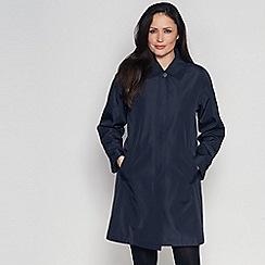 David Barry - Navy rain jacket. David Barry