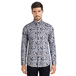 Steel & Jelly - Royal limited edition abstract retro print shirt