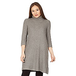 Amalie & Amber - Grey knitted jumper