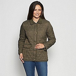 David Barry - Olive jacket