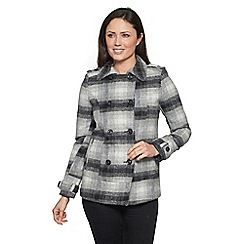 David Barry - Grey ladies jacket