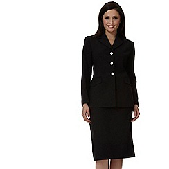 David Barry - Black ladies suit