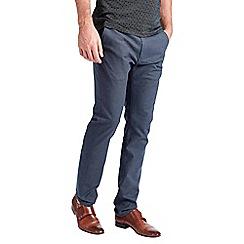 Mish Mash - Slim tapered stretch cotton chinos - 34 length
