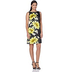 Roman Originals - Yellow daisy border dress