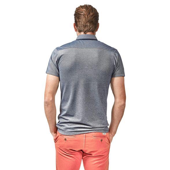 polo jersey Mish shirt Mash Navy short oxford sleeve BwxxY6qRC