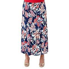 Lavitta - Navy maxi skirt
