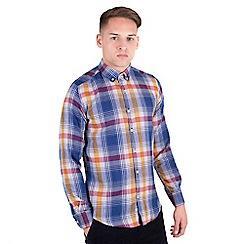 Steel & Jelly - Multicoloured check long sleeve shirt