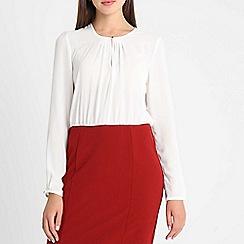 Anna Field - Multicoloured 2 in 1 knee length dress