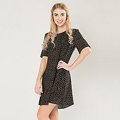 Amalie & Amber - Black Dress