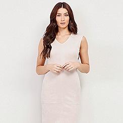 Izabel London - Pink sleevless bodycon dress
