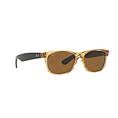Ray-Ban - Honey square '0RB2132' sunglasses