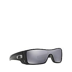 Oakley - Black 'Batwolf' rectangle OO9101 sunglasses