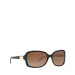 Ralph - Black RA5130 rectangle sunglasses