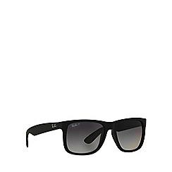 Ray-Ban - Black 'Justin' RB4165 sunglasses