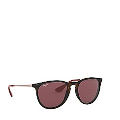 Ray-Ban - Erika Pilot Sunglasses 13d9e63414d