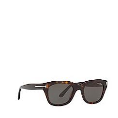 Tom Ford - Brown TR000152 square sunglasses