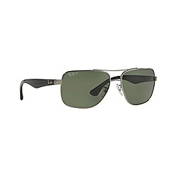 Ray-Ban - Grey square '0RB3483' sunglasses