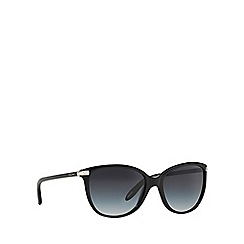 Ralph - Black RA5160 cat eye sunglasses
